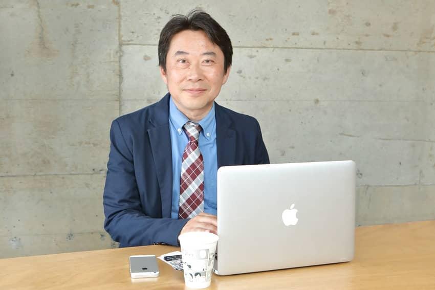 プロ・インタビュアー伊藤秋廣